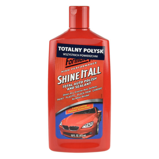 Formula 1 Shine it all - nabłyszcza i chroni lakier 475ml