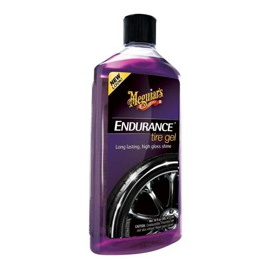 Meguiars Endurance High Gloss Tire Gel - żel do pielęgnacji opon 473ml