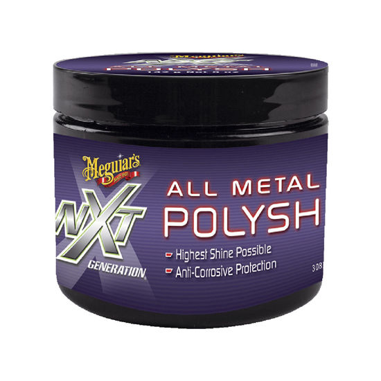 Meguiars NXT Generation ALl Metal Polish pasta do metali 142g