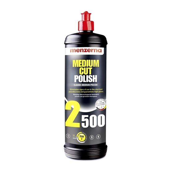 Menzerna Medium Cut Polish 2500 średnio ścierna pasta polerska 1L