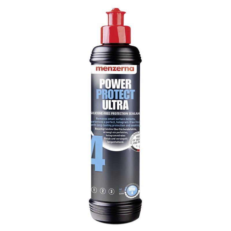 Menzerna Power Protect Ultra - produkt 2w1 wosk i pasta polerska 250ml