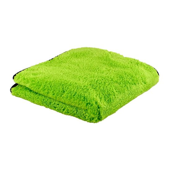 Mikrofibra ULTRA PLUSH GREEN 40x40cm 900gsm