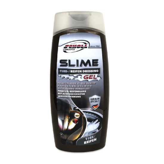 Scholl Concepts SLIME Tire Dressing Gel - żel do opon 500ml