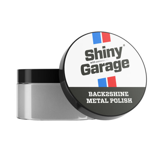 Shiny Garage Back2Shine Metal Polish pasta do polerowania metali 100ml