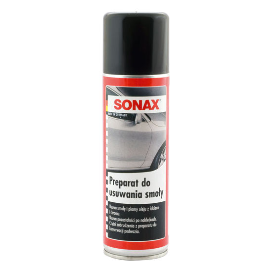 Sonax preparat do usuwania smoły - spray 300ml