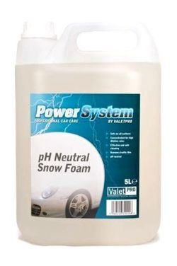 ValetPRO PH Neutral Snow Foam - piana aktywna 5L